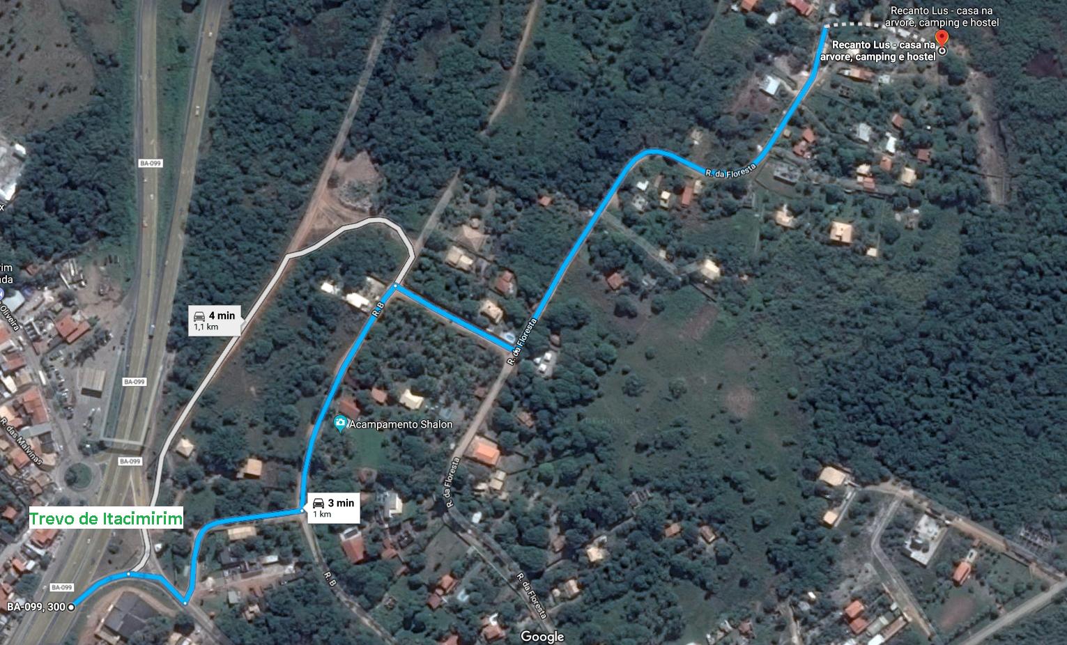 mapa RL
